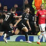 Sevilla loại Man Utd khỏi Champions League