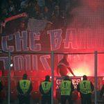 CĐV Marseille đốt lửa trên khán đài, tấn công cảnh sát