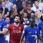 Klopp yêu cầu Salah chấm dứt trò ăn vạ