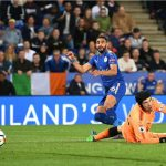 Arsenal thua đậm Leicester trước trận cuối cùng của Wenger