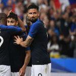 Giroud lập công, Pháp thắng dễ Ireland