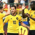 Lukaku lập cú đúp, Bỉ đại thắng trước khi dự World Cup 2018
