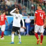 Nga đè bẹp Ai Cập dù Salah ghi bàn