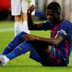 Tân binh đắt giá của Barca tiếp tục chấn thương
