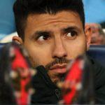 Aguero chấn thương, lỡ trận gặp Stoke