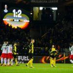 Dortmund thất thủ bởi hai bàn thua trong bảy phút