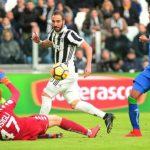 Higuain ghi hat-trick, Juventus thắng 7-0 tại Serie A