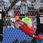 Thủ môn Iceland đã xem nhiều quả đá 11m của Messi để tập cản phá