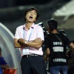 HLV Miura vẫn đặt mục tiêu Top 3 dù TP HCM liên tiếp thất bại