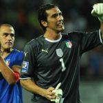 Cannavaro không muốn Buffon trở lại tuyển Italy