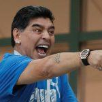 Maradona muốn làm HLV không công cho tuyển Argentina
