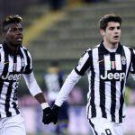 Juventus muốn mua lại Pogba và Morata