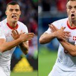 Sao Thụy Sỹ bị điều tra vì thông điệp chính trị ở World Cup