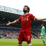 Salah bắt kịp kỷ lục của Suarez, Ronaldo, Shearer ở Ngoại hạng Anh
