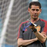 Fernando Hierro chia tay tuyển Tây Ban Nha
