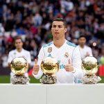 Ronaldo muốn giành thêm Quả Bóng Vàng trước khi giải nghệ