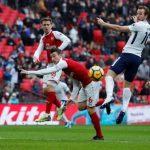 Kane ghi bàn duy nhất, Tottenham trả món nợ thua Arsenal