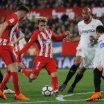 Griezmann lập hat-trick, Atletico đè bẹp Sevilla