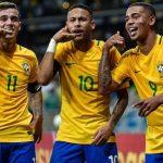 Neymar có tên trong danh sách dự World Cup của tuyển Brazil