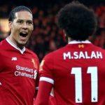 Van Dijk tâng bốc Salah trước trận đấu Man City