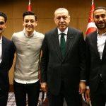 Ozil, Gundogan bị chỉ trích vì chụp ảnh với tổng thống Thổ Nhĩ Kỳ