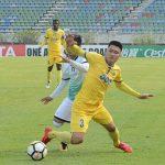Tiến Dũng mắc sai sót, Thanh Hóa thua ngược ở AFC Cup