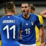 Bonucci mong các cầu thủ trẻ tìm lại 'Italy của ngày xưa'