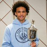 Sane đoạt giải cầu thủ trẻ hay nhất Ngoại hạng Anh 2018