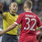 Bayern bị từ chối hai quả phạt đền trên sân Real