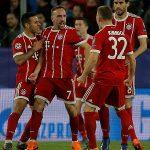 Bayern ngược dòng, thắng sát nút trên sân Sevilla