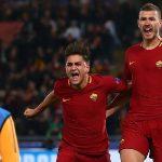 Roma vào tứ kết Champions League nhờ bàn thắng trên sân khách