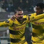 Dortmund đi tiếp ở Europa League nhờ bàn thắng muộn