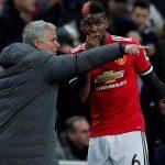Mourinho: 'Pogba chấp nhận việc ngồi dự bị một cách chuyên nghiệp'