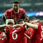 Bayern hạ Besiktas, vào tứ kết với kết quả chung cuộc 8-1
