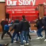Một CĐV Liverpool bị đâm trước trận đấu Roma