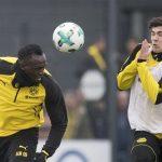 Tiền đạo đang vào phom của Dortmund lo mất vị trí vì Usain Bolt