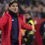 Montella: 'Sevilla lẽ ra có thể ghi một hoặc hai bàn vào lưới Man Utd'