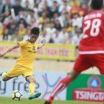 Bị cầm hòa, SLNA vẫn đứng nhất bảng tại AFC Cup