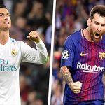 Messi - Ronaldo lên đỉnh, Neymar