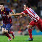 Koke: 'Ngăn Messi gần như là nhiệm vụ bất khả thi'