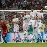 Bồ Đào Nha, Tây Ban Nha rượt đuổi tỷ số trong trận cầu sáu bàn thắng