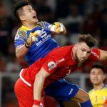 Ém quân cho V-League, SLNA thua trận đầu ở AFC Cup