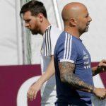 HLV Sampaoli: 'World Cup bây giờ mới bắt đầu với Argentina'