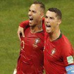Ronaldo thích thú khi Bồ Đào Nha và Tây Ban Nha cùng đi tiếp