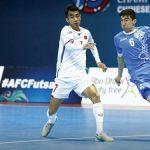 HLV tuyển futsal Việt Nam: 'Cầu thủ quá ngây thơ trước khung thành đối phương'