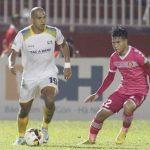 SLNA 'trảm' ngoại binh để đua trụ hạng ở V-League 2018