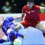 HLV đội futsal Uzbekistan: 'Chơi hết khả năng mới mong hạ Việt Nam'