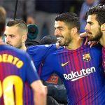 Alba: 'Nếu để Real vượt 19 điểm, chúng tôi sẽ bị giết ở Barcelona'