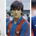 Ba thế hệ nhà Marcos Alonso chơi cho Real và tuyển Tây Ban Nha