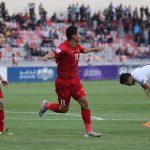 Hòa Jordan, Việt Nam vào VCK châu Á với thành tích bất bại